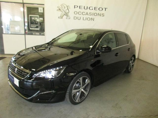 voiture occasion peugeot 308 2 0 bluehdi 180ch gt s s eat6 5p 2017 diesel 50200 coutances manche. Black Bedroom Furniture Sets. Home Design Ideas