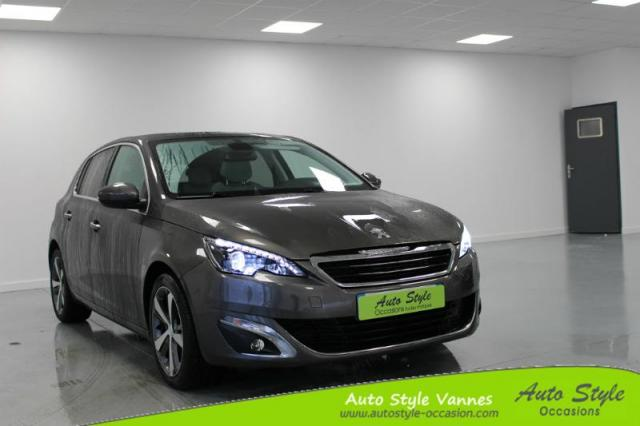 voiture occasion peugeot 308 2 0 bluehdi fap 150ch f line 5p 2014 diesel 56450 theix morbihan. Black Bedroom Furniture Sets. Home Design Ideas