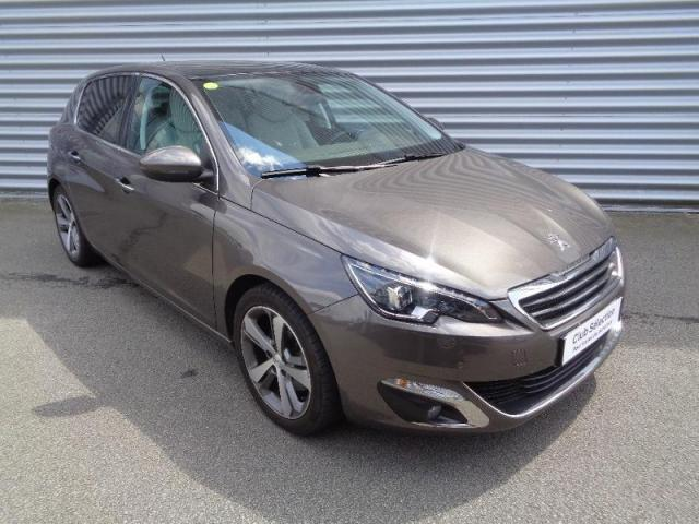 voiture occasion peugeot 308 2 0 bluehdi fap 150ch f line eat6 5p 2014 diesel 56000 vannes. Black Bedroom Furniture Sets. Home Design Ideas
