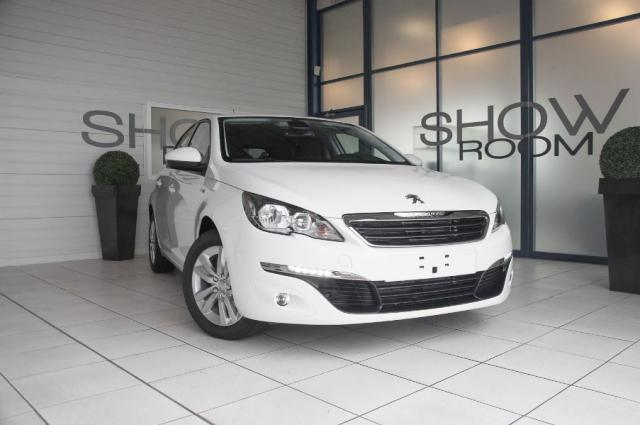 voiture occasion peugeot 308 1 6 bluehdi 100ch style s s 5p 2016 diesel 72220 commoy sarthe. Black Bedroom Furniture Sets. Home Design Ideas
