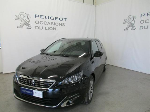 voiture occasion peugeot 308 sw 1 6 bluehdi 120ch gt line s s 2016 diesel 50200 coutances manche. Black Bedroom Furniture Sets. Home Design Ideas