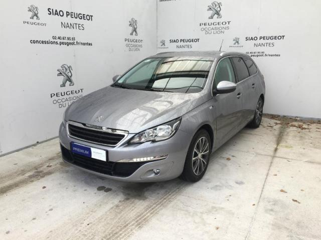 voiture occasion peugeot 308 sw 1 6 bluehdi 120ch style s s eat6 2015 diesel 44700 orvault loire. Black Bedroom Furniture Sets. Home Design Ideas