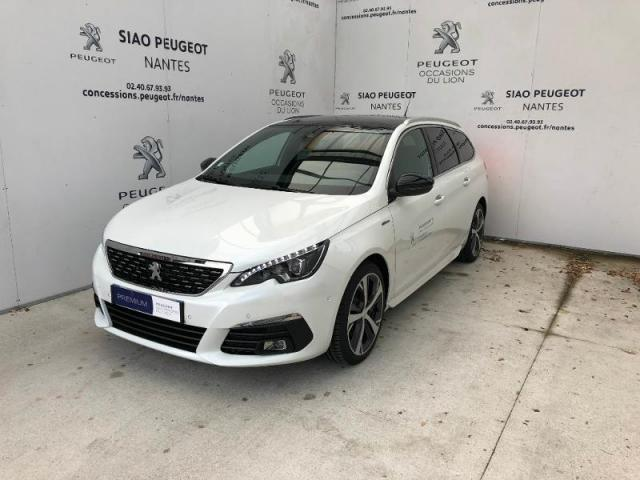 voiture occasion peugeot 308 sw 2 0 bluehdi 150ch gt line eat6 2017 diesel 44700 orvault loire. Black Bedroom Furniture Sets. Home Design Ideas