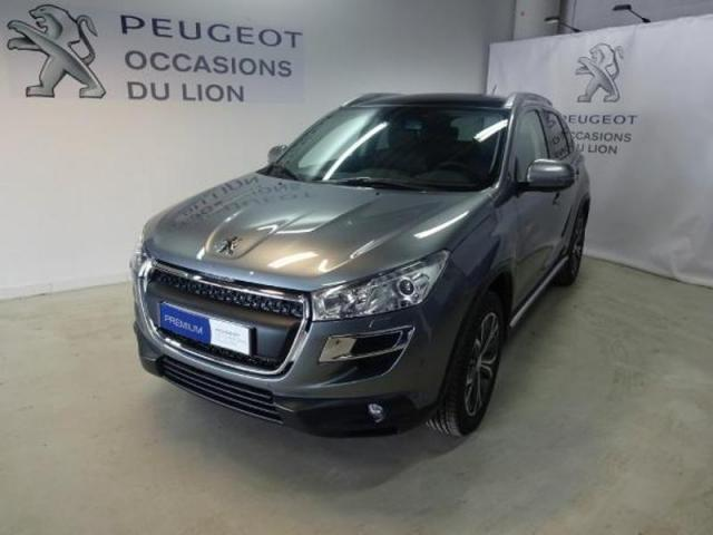 voiture occasion peugeot 4008 1 6 hdi115 style stt e6 2015 diesel 14000 caen calvados. Black Bedroom Furniture Sets. Home Design Ideas