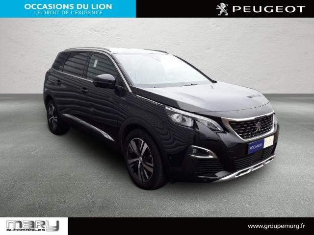 voiture occasion peugeot 5008 1 2 puretech 130ch gt line s s 2018 essence 50200 coutances manche. Black Bedroom Furniture Sets. Home Design Ideas