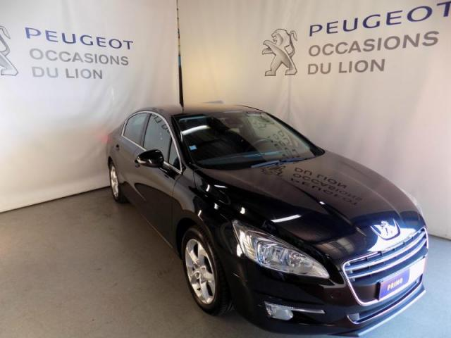 voiture occasion peugeot 508 1 6 hdi115 fap active 2013. Black Bedroom Furniture Sets. Home Design Ideas