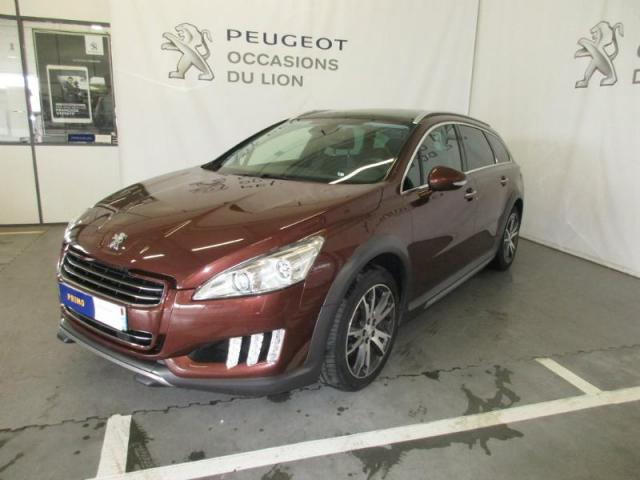 voiture occasion peugeot 508 2 0 e hdi fap bmp6 lectrique 37ch 2012 hybride 50200 coutances. Black Bedroom Furniture Sets. Home Design Ideas