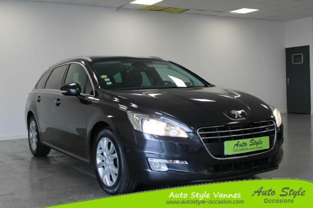 voiture occasion peugeot 508 sw 1 6 e hdi fap allure bmp6 2011 diesel 56450 theix morbihan. Black Bedroom Furniture Sets. Home Design Ideas
