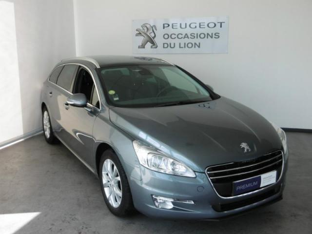 voiture occasion peugeot 508 sw 2 0 hdi 140ch fap allure 2014 diesel 14800 deauville calvados. Black Bedroom Furniture Sets. Home Design Ideas