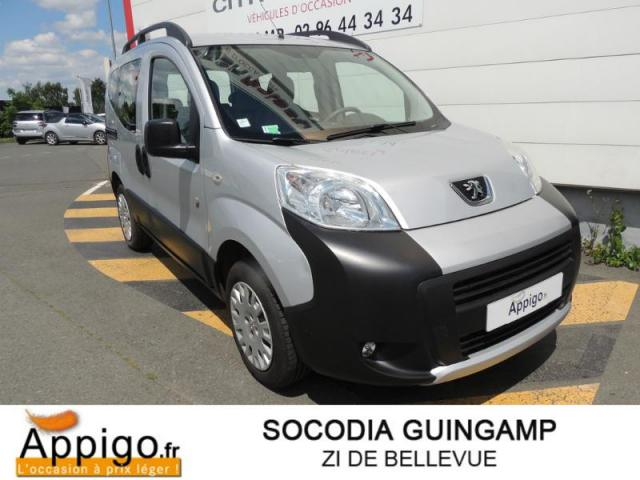 voiture occasion peugeot bipper 1 4 hdi outdoor 2009 diesel 22200 guingamp c tes d 39 armor. Black Bedroom Furniture Sets. Home Design Ideas