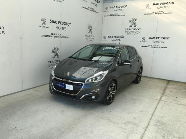 voiture occasion peugeot 208 1 6 bluehdi 100ch gt line 5p 2016 diesel 44700 orvault loire. Black Bedroom Furniture Sets. Home Design Ideas