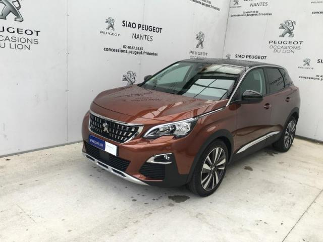 voiture occasion peugeot 3008 1 6 bluehdi 120ch allure s s 2016 diesel 44700 orvault loire. Black Bedroom Furniture Sets. Home Design Ideas
