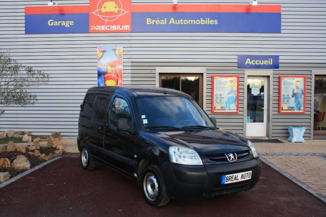 Voiture occasion peugeot partner 2 0 hdi 90 2004 diesel for Garage peugeot montfort