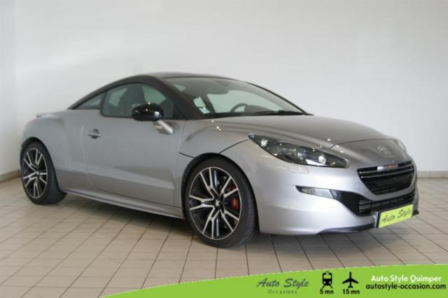 voiture occasion peugeot rcz 1 6 thp 16v 270ch r 2014 essence 29000 quimper finist re. Black Bedroom Furniture Sets. Home Design Ideas