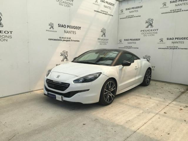 voiture occasion peugeot rcz 1 6 thp 16v 270ch r 2015 essence 44700 orvault loire atlantique. Black Bedroom Furniture Sets. Home Design Ideas