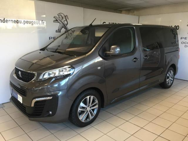 voiture occasion peugeot traveller 8 places 1 6 bluehdi 115ch active standard 2017 diesel 29800. Black Bedroom Furniture Sets. Home Design Ideas