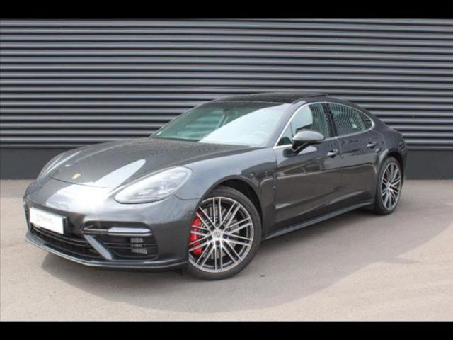 voiture occasion porsche panamera 4 0 v8 550ch turbo 2017 essence 54700 lesmenils meurthe et. Black Bedroom Furniture Sets. Home Design Ideas