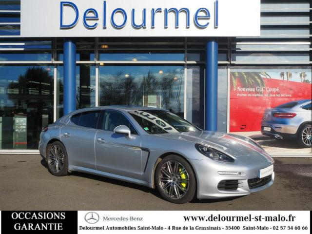 voiture occasion porsche panamera s e hybrid 2015 hybride 35400 saint malo ille et vilaine. Black Bedroom Furniture Sets. Home Design Ideas