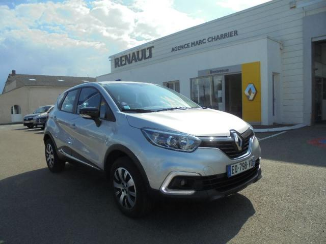 voiture occasion renault captur 0 9 tce 90ch energy. Black Bedroom Furniture Sets. Home Design Ideas