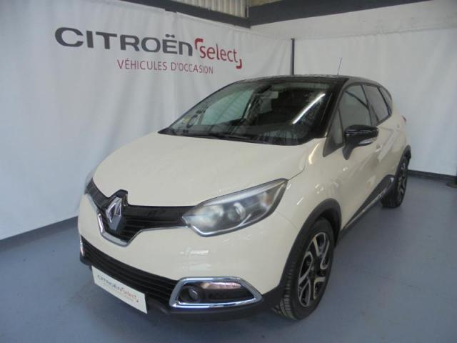voiture occasion renault captur 1 5 dci 90ch intens edc eco 2014 diesel 27000 vreux eure. Black Bedroom Furniture Sets. Home Design Ideas