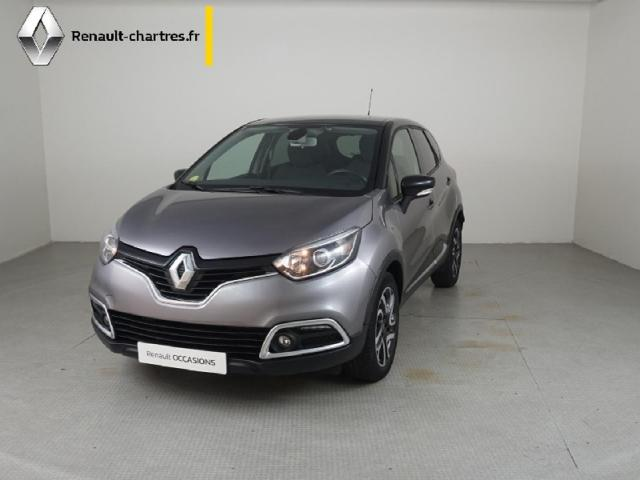 voiture occasion renault captur dci 110 energy intens 2015. Black Bedroom Furniture Sets. Home Design Ideas