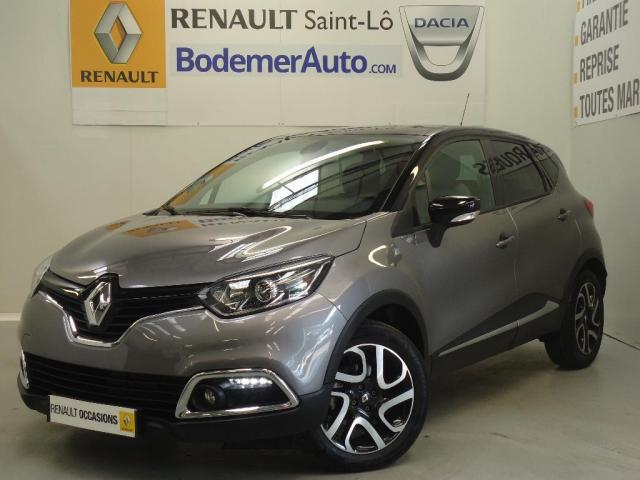 voiture occasion renault captur dci 90 intens edc 2015 diesel 50000 saint l manche. Black Bedroom Furniture Sets. Home Design Ideas