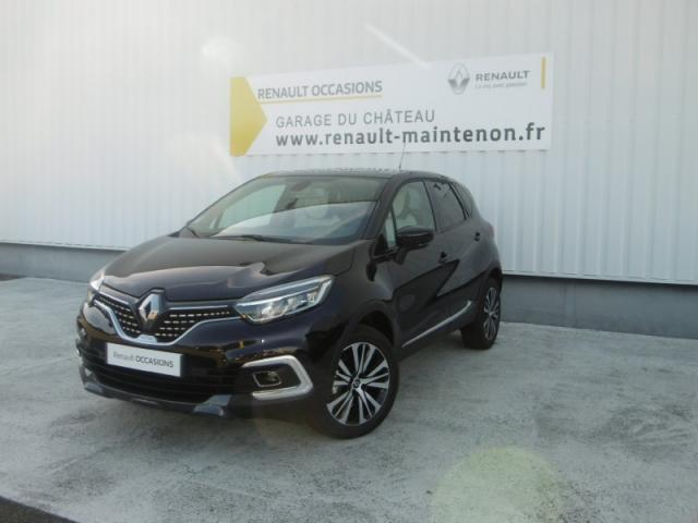 voiture occasion renault captur initiale paris energy tce 120 edc 2017 essence 28130 maintenon. Black Bedroom Furniture Sets. Home Design Ideas