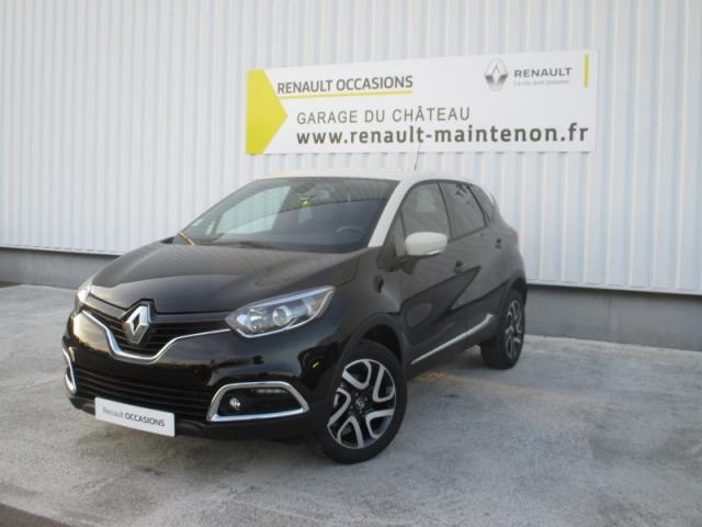 voiture occasion renault captur intens energy tce 120 edc. Black Bedroom Furniture Sets. Home Design Ideas