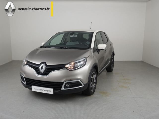 voiture occasion renault captur tce 120 energy e6 intens. Black Bedroom Furniture Sets. Home Design Ideas
