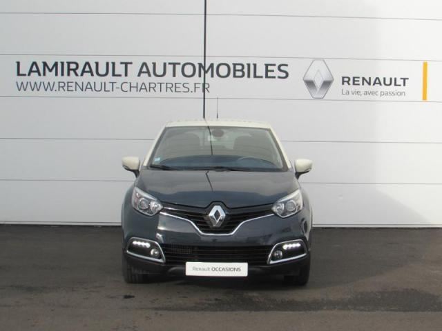 voiture occasion renault captur tce 90 energy e6 intens. Black Bedroom Furniture Sets. Home Design Ideas