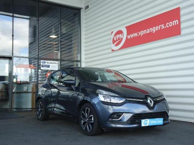 Voiture occasion renault clio 1 5 dci 110ch energy intens for Garage angers renault