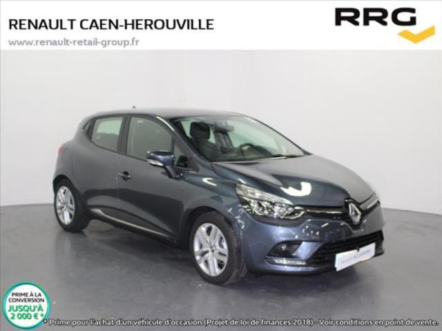 Voiture Occasion Renault Clio Dci 90 Energy 82g Business 2018 Diesel