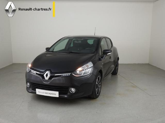 voiture occasion renault clio iv 1 2 16v 75 sl limited. Black Bedroom Furniture Sets. Home Design Ideas
