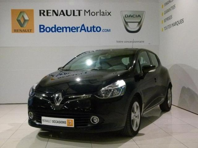 voiture occasion renault clio iv dci 90 energy eco2 dynamique 90g 2013 diesel 29600 morlaix. Black Bedroom Furniture Sets. Home Design Ideas