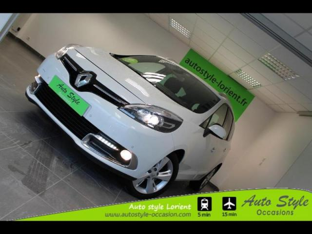 voiture occasion renault grand scenic 1 6 dci 130ch energy bose eco 7 places 2015 2014 diesel. Black Bedroom Furniture Sets. Home Design Ideas