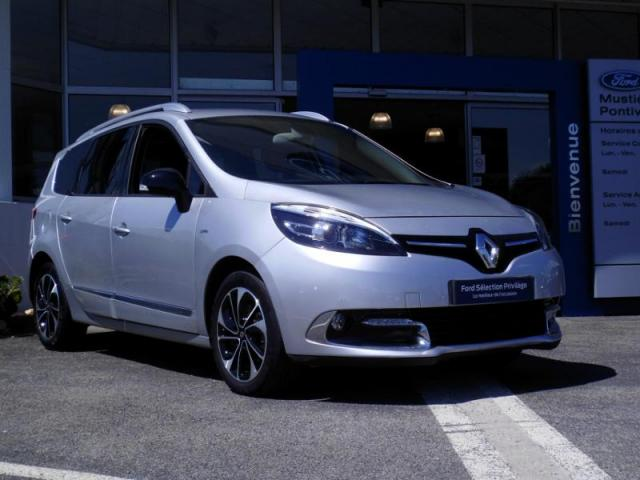 voiture occasion renault grand scenic 1 6 dci 130ch energy bose eco 7 places 2015 2015 diesel. Black Bedroom Furniture Sets. Home Design Ideas
