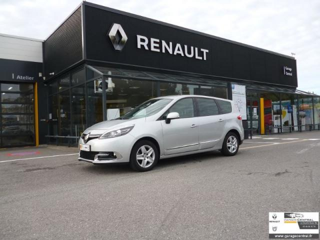 voiture occasion renault grand scenic 1 5 dci 110ch energy business eco 7 places 2015 2015. Black Bedroom Furniture Sets. Home Design Ideas
