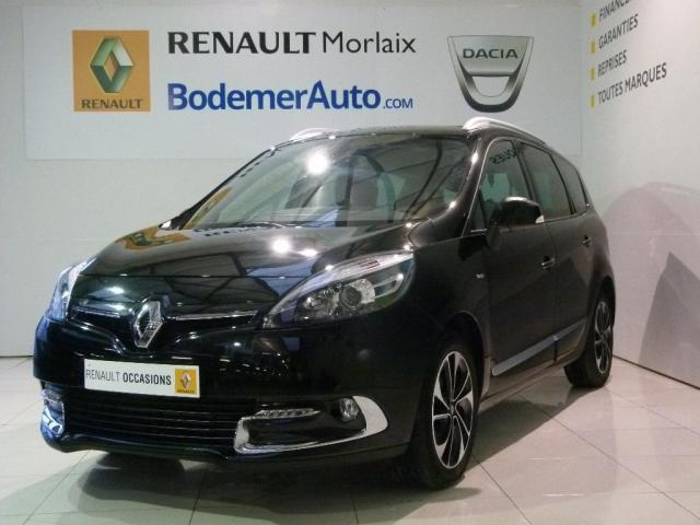 voiture occasion renault grand scenic iii dci 130 energy. Black Bedroom Furniture Sets. Home Design Ideas