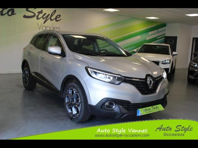 voiture occasion renault kadjar 1 2 tce 130ch energy intens 2017 essence 56450 theix morbihan. Black Bedroom Furniture Sets. Home Design Ideas