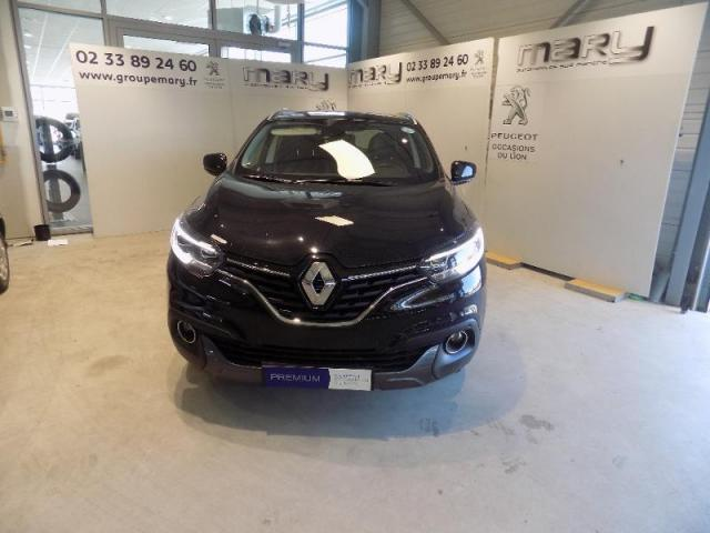 voiture occasion renault kadjar 1 2 tce 130ch energy intens edc 2016 essence 50300 avranches. Black Bedroom Furniture Sets. Home Design Ideas