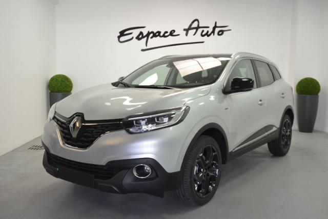 voiture occasion renault kadjar 1 6 dci 130ch energy black edition 2017 diesel 29000 quimper. Black Bedroom Furniture Sets. Home Design Ideas
