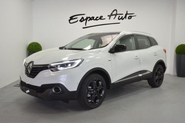 voiture occasion renault kadjar 1 6 dci 130ch energy black. Black Bedroom Furniture Sets. Home Design Ideas