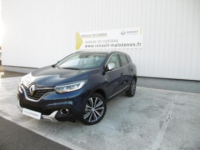 voiture occasion renault kadjar 1 6 dci 130ch energy harmor lux 2018 diesel 28130 maintenon eure. Black Bedroom Furniture Sets. Home Design Ideas