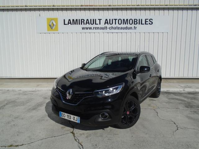 voiture occasion renault kadjar black edition energy tce130 edc 2016 essence 28200 ch teaudun. Black Bedroom Furniture Sets. Home Design Ideas