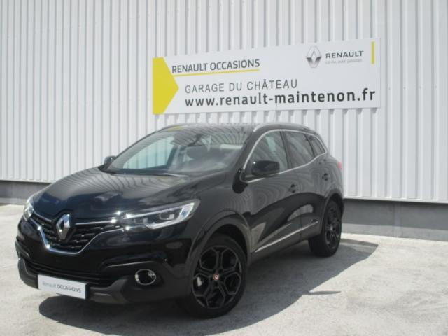 voiture occasion renault kadjar dci 130 energy black edition 4wd 2016 diesel 28130 maintenon. Black Bedroom Furniture Sets. Home Design Ideas