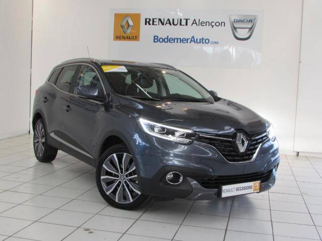 voiture occasion renault kadjar dci 130 energy intens 2015 diesel 61000 alen on orne. Black Bedroom Furniture Sets. Home Design Ideas