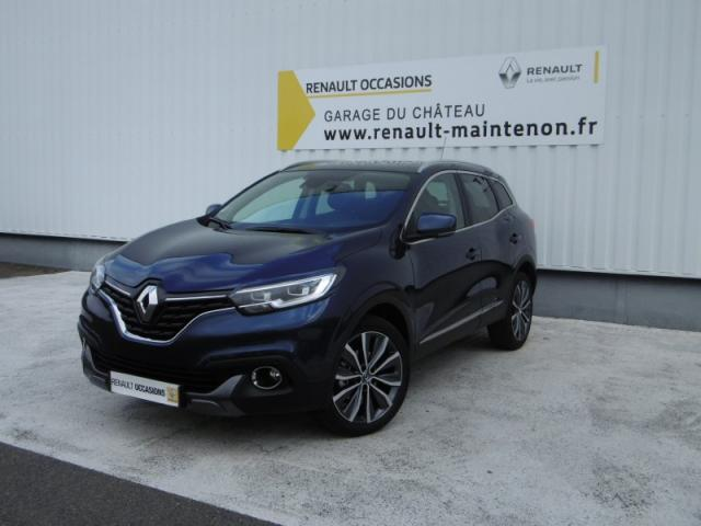 voiture occasion renault kadjar intens energy tce 130 edc. Black Bedroom Furniture Sets. Home Design Ideas