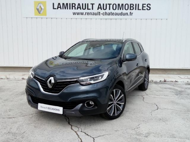 voiture occasion renault kadjar tce 130 energy intens 2015 essence 28200 ch teaudun eure et loir. Black Bedroom Furniture Sets. Home Design Ideas