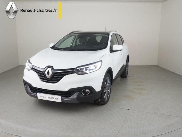 voiture occasion renault kadjar tce 130 energy intens 2015 essence 28000 chartres eure et loir. Black Bedroom Furniture Sets. Home Design Ideas