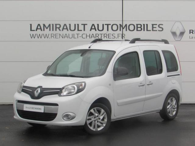 voiture occasion renault kangoo 1 5 dci 110ch energy intens euro6 2016 diesel 28000 chartres. Black Bedroom Furniture Sets. Home Design Ideas